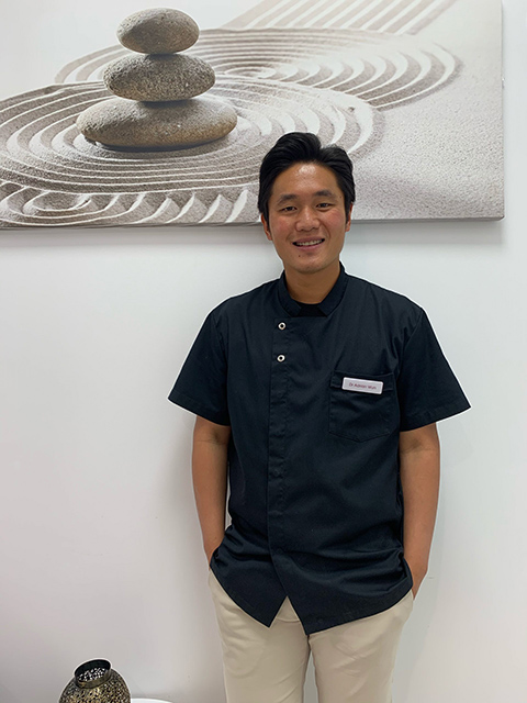 Dentist - Dr Adrian Wun
