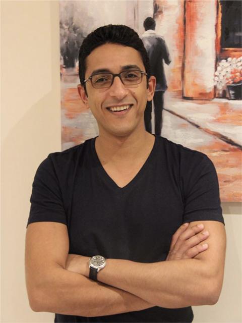 Dentist - Dr Moataz Elgammal